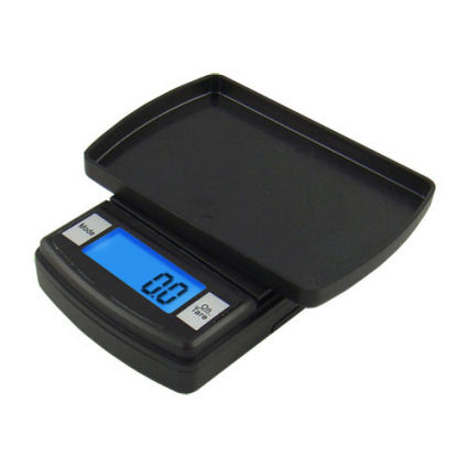 Fast Weigh M-500 Digital Pocket Scale 500g x 0.1g Ozt Dwt
