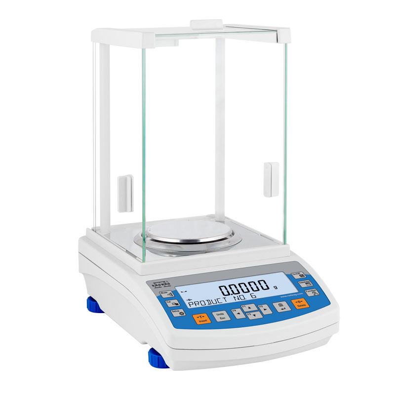 Analytical Balance Lab Scale 310 Grams x 0.1mg RADWAG AS 310.R2