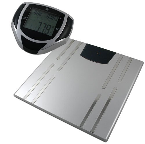 AWS BioWeigh-IR Fitness Body Fat Bathroom Scale 330 x 0.2lb