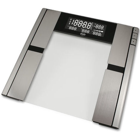 AWS Quantum Body Fat Bathroom Water Scale 330lb x 0.2lb