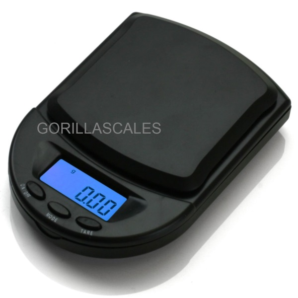 AWS BCM-100 Pocket Scale 100g x 0.01 Gram Carat Grain Black