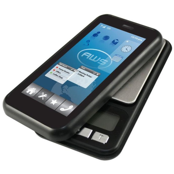 AWS CP5-650 Digital Pocket Scale 650g x 0.1g Cell Phone