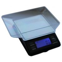 Superior Balance CALI-200 Pocket Scale Mini Bench 200g x 0.01g