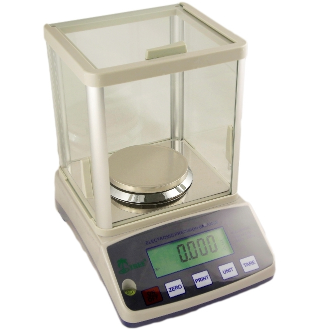 Tree HRB-103 Precision Scale Milligram Lab Balance 100g x 0.001g