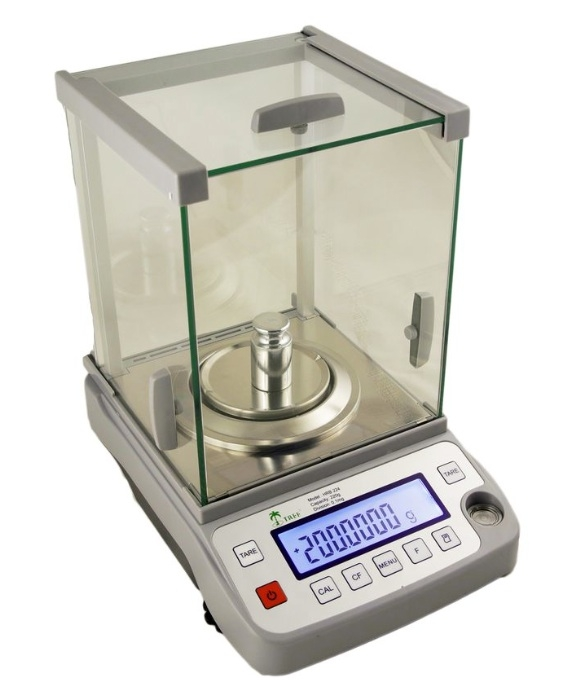 Magnetic Force Analytical Balance 0.1mg Scale Tree HRB 224