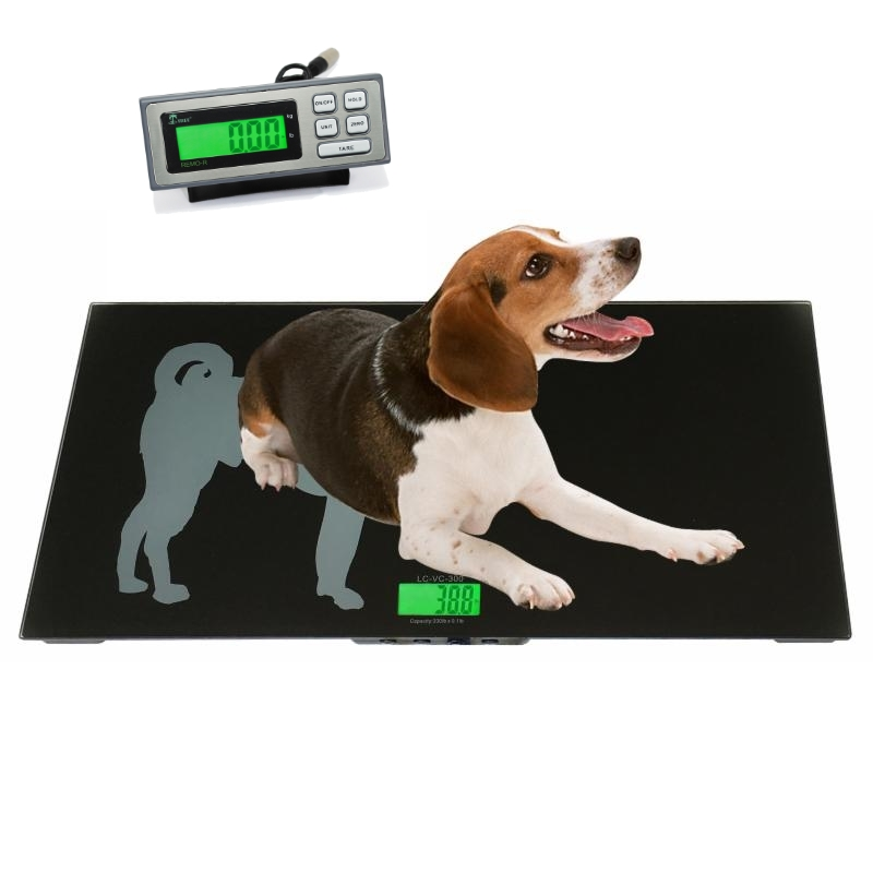 Veterinary Weigh Scale 330lb x 0.1lb Tree LC-VS-330 Pet Vet