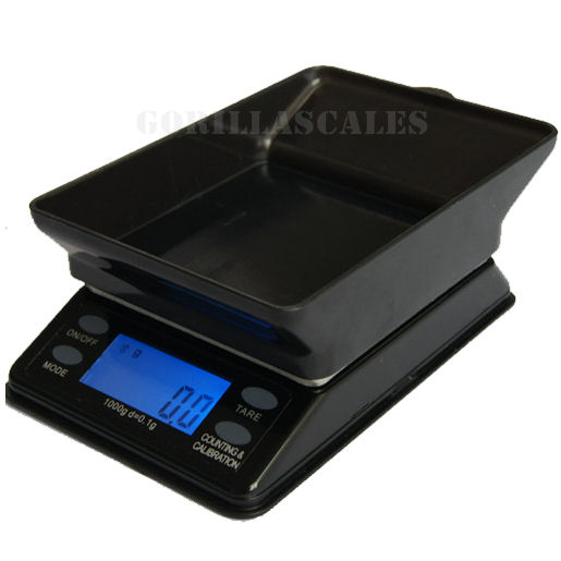 US Balance Mini Bench Digital Scale 1000g x 0.1 Gram
