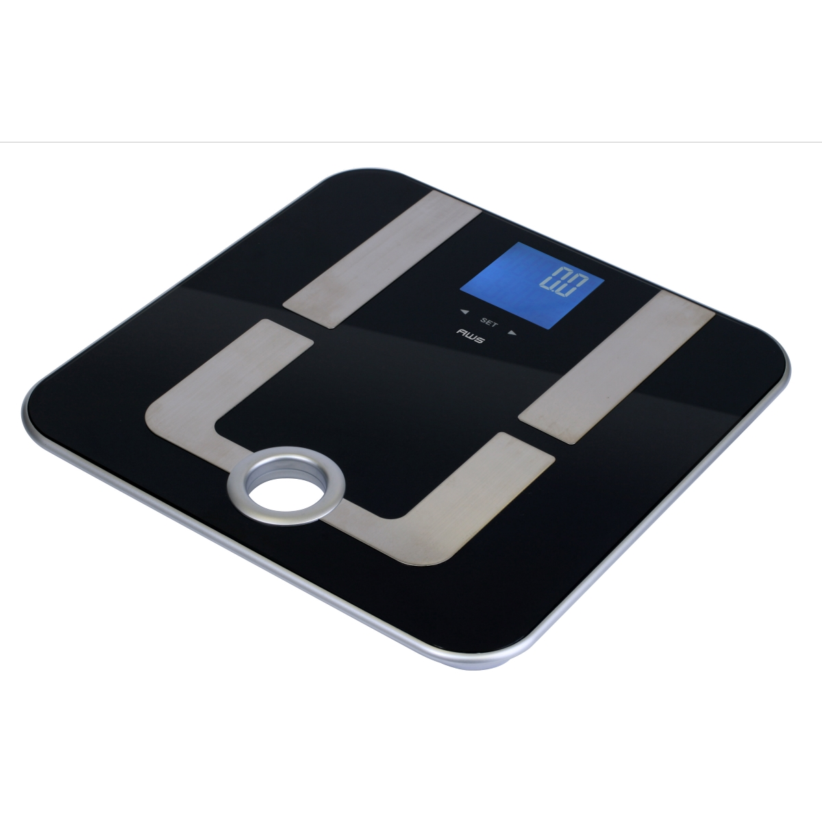 AWS MPR-180 Mercury Pro Body Fat Bath Scale 396lb x 0.2lb