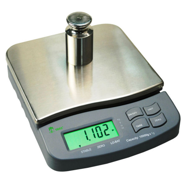 Tree MRB-1200 Precision Compact Bench Digital Scale 1200g x 0.1g