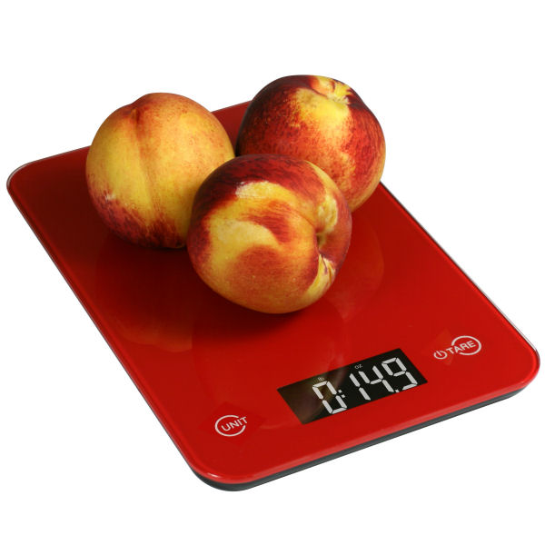 American Weigh AWS ONYX Digital Kitchen Scale 11lb x 0.1oz
