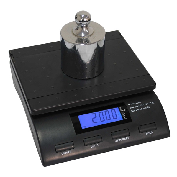 Tree SC-36 Digital Postal Shipping Weigh Scale 36lb x 0.1oz
