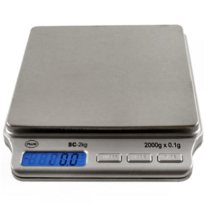 AMW SC-501 Precision Digital Jewelry Scale 500g x 0.01g ct gn