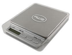 AWS SC-2KG Pocket Scale 2000g x 0.1g American Weigh Scales