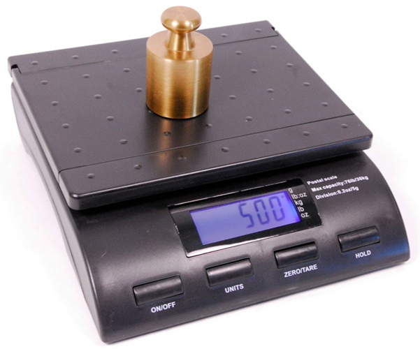 Tree SC-76 Digital Postal Shipping Weigh Scale 76lb x 0.2oz