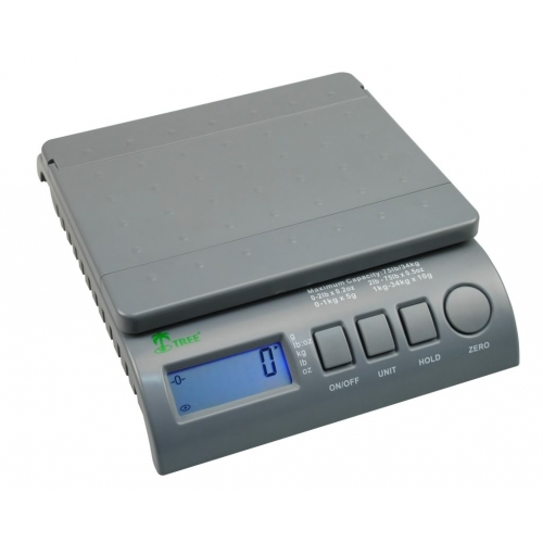 Digital Postal Shipping Scale 35lb x 0.2oz Tree SPS-35