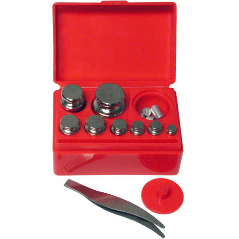 AWS Scale Calibration Test Weight Kit Set OIML M2 Class