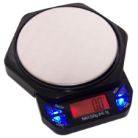 Superior Balance Wizard-500 Digital Pocket Scale 500g x 0.1g