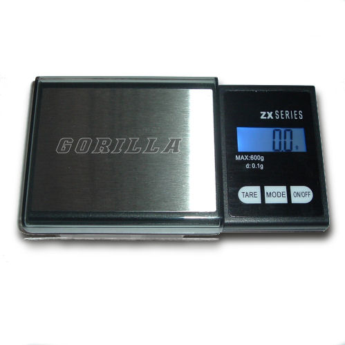 Fast Weigh FW ZX4-650 Classic Pocket Scale 650g x 0.1g Ozt Dwt