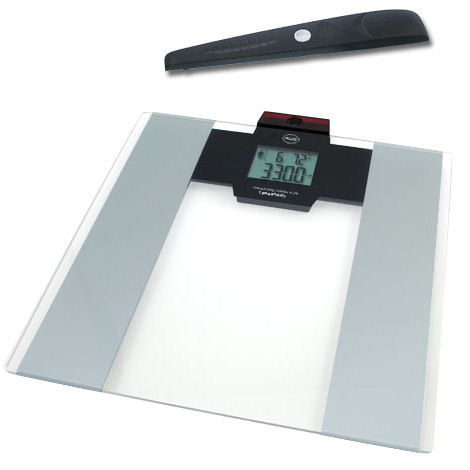 AMW 330HRS BMI Fitness Scale w/ Height Wand 330lb x 0.2lb
