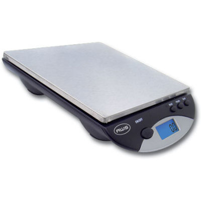 Digital Bench Scale 2000g x 0.1g AMW-2000 Stainless Oz Ozt Dwt