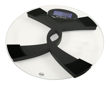 AWS 396-TBS Talking Bath & Body Fat Scale 396lb x 0.2lb