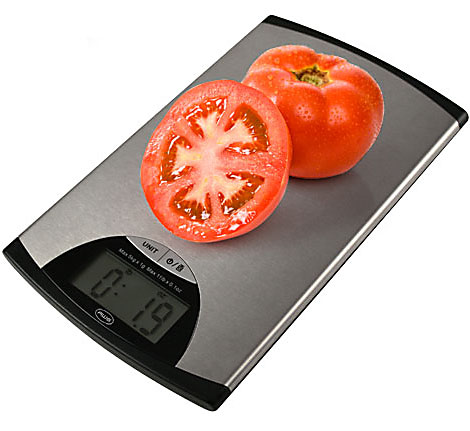 American Weigh AWS EDGE Digital Kitchen Scale 11lb x 0.1oz