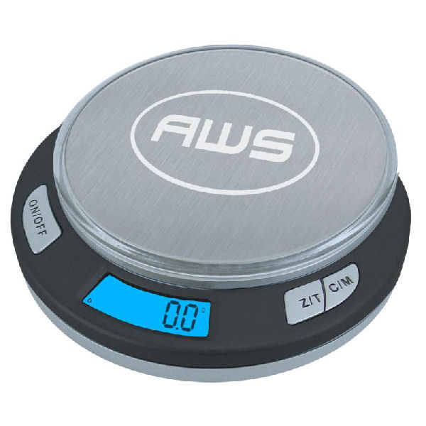 American Weigh AMW DISC-500 Digital Pocket Scale 500g x 0.1g
