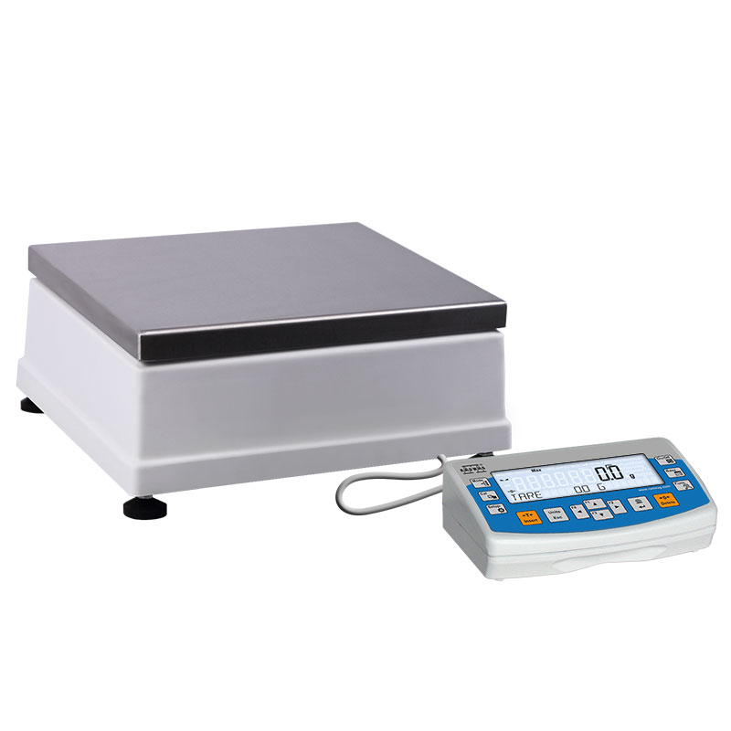 Heavy Duty Precision Bench Scale Radwag APP 30.R2 30kg x 0.1g