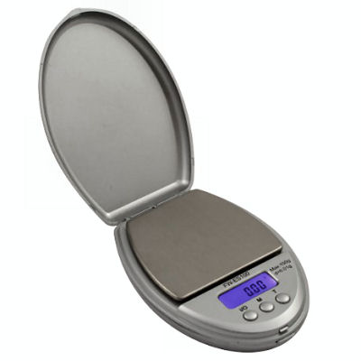 FW ES-100 Pocket Jewelry Carat Scale 100g x 0.01 Gram Grain