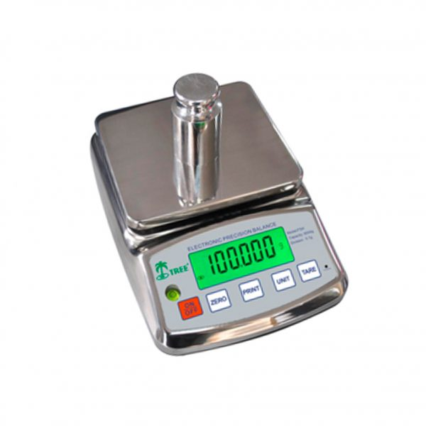Tree HRB-S 1002 TL Stainless Top Loader Scale 1000g x 0.01g