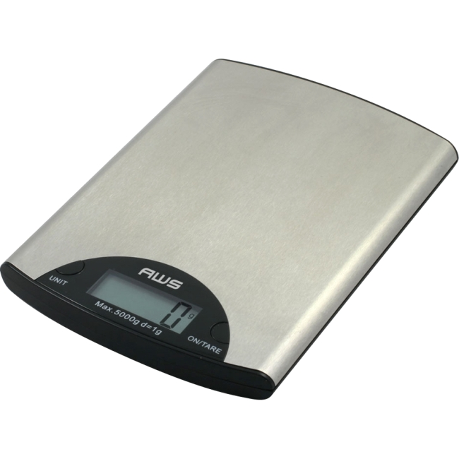 AWS ME-5KG Digital Kitchen Scale American Weigh 11lb x 0.002lb