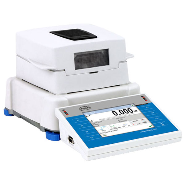 Radwag PM 60.3Y Moisture Analyzer 60g x 0.1 Milligram