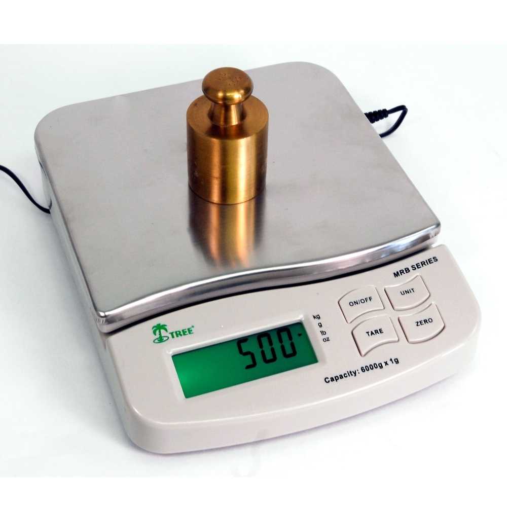 Tree MRB-500 Precision Compact Digital Scale 500g x 0.1g