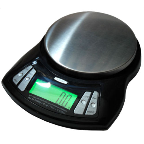 US Balance Orbit Pro 2000 Gram x 0.1g Bench Scale Troy Dwt