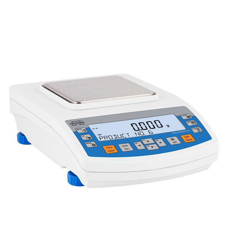 RADWAG PS 1000.R2 Precision Balance Lab Scale 1000g x 1mg