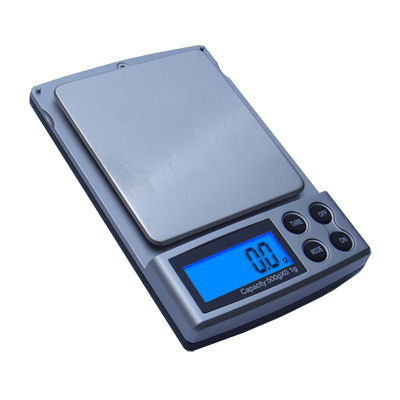 AWS SM-DR Scalemate Dual Range Digital Pocket Scale