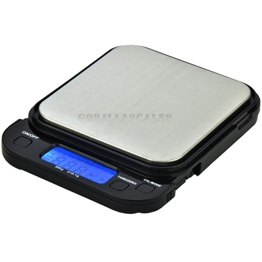 US-Balance Thunder Pro Digital Pocket Scale 500g x 0.1g