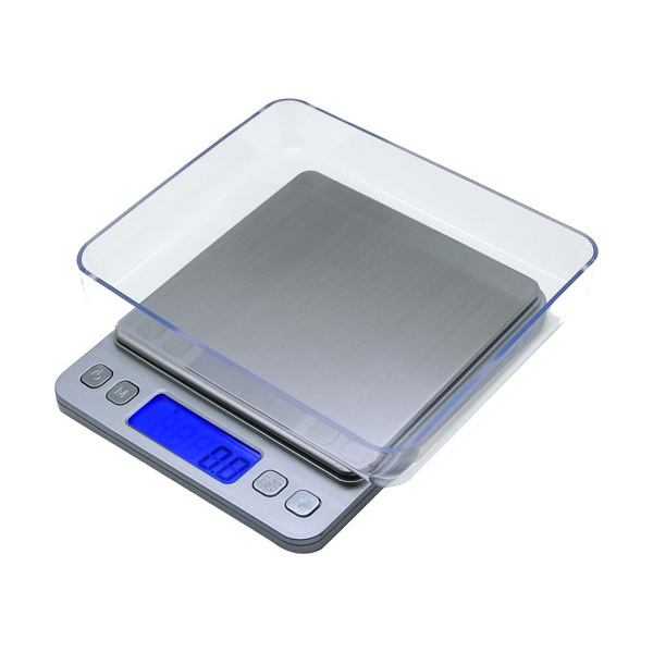 US-WIZ Digital Pocket Counting Scale US Balance 2000g x 0.1g